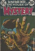House of Mystery (1951-1983 1st Series) Mark Jewelers 214MJ