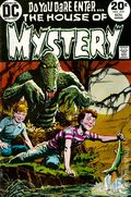House of Mystery (1951-1983 1st Series) Mark Jewelers 219MJ