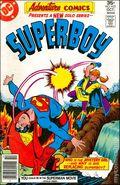 Adventure Comics (1938 1st Series) Mark Jewelers 453MJ