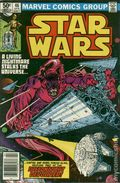 Star Wars (1977 Marvel) Mark Jewelers 46MJ