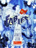Fables Covers by James Jean HC (2008 DC/Vertigo) 1-REP