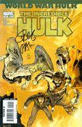 Incredible Hulk (1999 2nd Series) 111B.DF.SIGNED