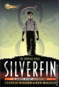 Silverfin A James Bond Adventure HC (2010 Disney/Hyperion) 1-1ST