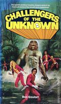 Challengers of the Unknown PB (1977 Novel) 1-1ST