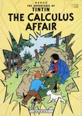 Adventures of Tintin The Calculus Affair GN (1978 Magnet) 1-REP