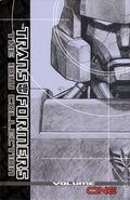 Transformers The IDW Collection HC (2010-2013 IDW) 1-1ST