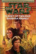 Star Wars Planet of Twilight HC (1997 Novel) 1-1ST