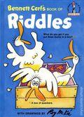 Bennett Cerf's Riddles HC (1960 A Dr. Seuss Book) 1-REP