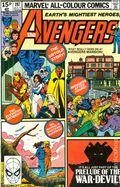 Avengers (1963 1st Series) UK Edition 197UK