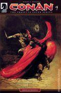 Conan Frazetta Cover Collection (2007) 5