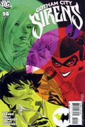 Gotham City Sirens (2009) 14
