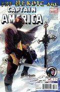 Captain America (2004 5th Series) 608