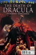 Death of Dracula (2010 Marvel) 1A