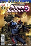 Steve Rogers Super-Soldier (2010 Marvel) 1A