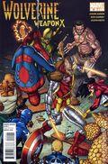 Wolverine Weapon X (2009 Marvel) 15