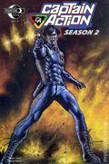 Captain Action Season Two (2010 Moonstone) 1A