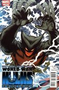 World War Hulks Wolverine vs. Captain America (2010) 1