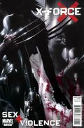 X-Force Sex and Violence (2010) 1A