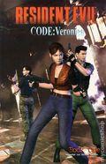 Resident Evil Code Veronica TPB (2002 DC/Wildstorm) 1-REP