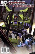 Transformers (2009 IDW) 8B