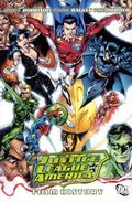 Justice League of America Team History HC (2010 DC) 1-1ST