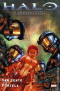 Halo Blood Line HC (2010 Marvel) 1-1ST