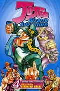 JoJo's Bizarre Adventure TPB (2005-2010 Viz Digest) 4-1ST