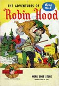 Adventures of Robin Hood (1960 Robin Hood Shoes) 5