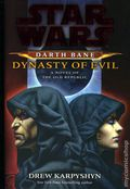 Star Wars Darth Bane Dynasty of Evil HC (2009 Novel) 1-REP