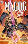 Magog Lethal Force TPB (2010 DC) 1-1ST