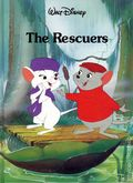 Rescuers HC (1989 Disney Storybook) 1-REP
