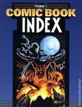 Comic Book Index SC (1996) 1-1ST