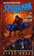 Spider-Man The Lizard Sanction PB (1996 Boulevard Novel) 1-REP