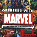 Obsessed with Marvel HC (2010 Chronicle Books) 1-1ST