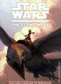 Star Wars The Clone Wars The Wind Raiders of Taloraan TPB (2009 Dark Horse Digest) 1-REP