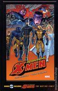 Astonishing X-Men Gifted HC and Motion Comic DVD (2010) 1B-1ST