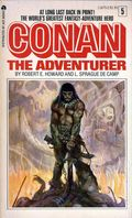 Conan PB (1966-1977 Lancer/Ace Books Novel) 5B-1ST