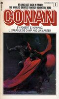 Conan PB (1966-1977 Lancer/Ace Books Novel) 1B-REP
