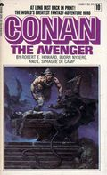 Conan PB (1966-1977 Lancer/Ace Books Novel) 10B-1ST