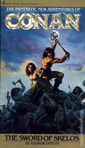 Conan PB (1978-1979 Bantam Books Novel) 3-1ST