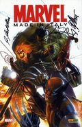 Marvel Made in Italy TPB (2007 Italian Edition) 1-1ST