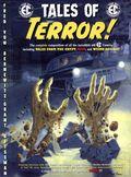 EC Tales of Terror The EC Companion SC (2000 Gemstone) 1-1ST