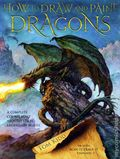 How to Draw and Paint Dragons SC (2010 Barron's) 1-1ST