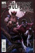 Wolverine Weapon X (2009 Marvel) 16