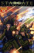 Stargate Vala Mal Doran (2010 Dynamite) 4