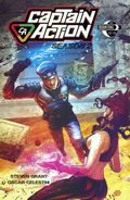 Captain Action Season Two (2010 Moonstone) 2A