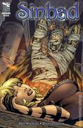 1001 Arabian Nights Adventures of Sinbad (2008 Zenescope) 12