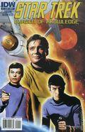Star Trek Burden of Knowledge (2010 IDW) 1B