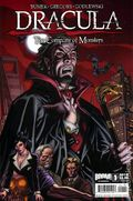 Dracula The Company of Monsters (2010 Boom) 1A