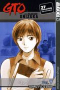 GTO GN (2002-2005 Tokyopop Digest) 9-REP
